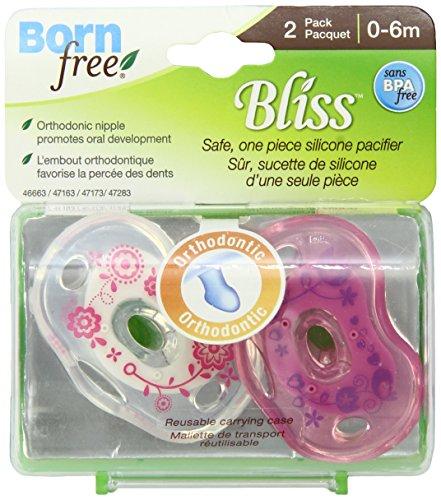 Né BPA gratuit Bliss Suce