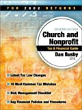 Zondervan 2003 Church and Nonprofit Tax and Financial Guide, Daniel D. Busby, 0310243297