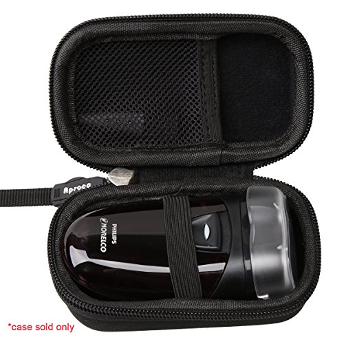 Hard Carrying Travel Case Compatible Philips Norelco PQ208/4