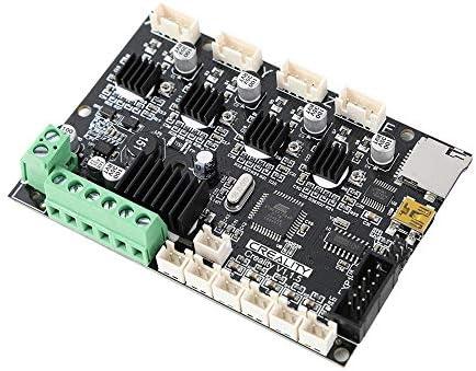 LWQJP バージョンv1.1.5デベロッパー24Vエンダー-3 /エンダー-3 Proの3Dプリンタ3Dプリンタの付属品のためにスーパーサイレントメインボードマザーボードとTMC2208ドライバをアップグレード (Size : Ender-3)