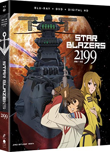 Star Blazers 2199: Space Battleship Yamato - Part One [Blu-ray] ()