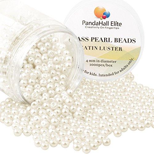 PandaHall 1000Pcs Assortment Jewelry Anti flash