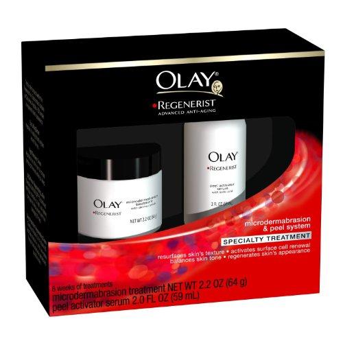 Olay Regenerist Microdermabrasion & Peel System Kit