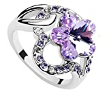 Mondaynoon-Love-Plum-Swarovski-Elements-Womens-Austrian-Violet-Crystal-Ring
