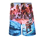 Dolcevida Boys Swim Trunks Quick Dry Pocket Board Shorts (9)