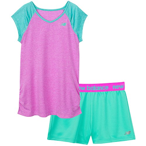 New Balance Girls Performance Short product image