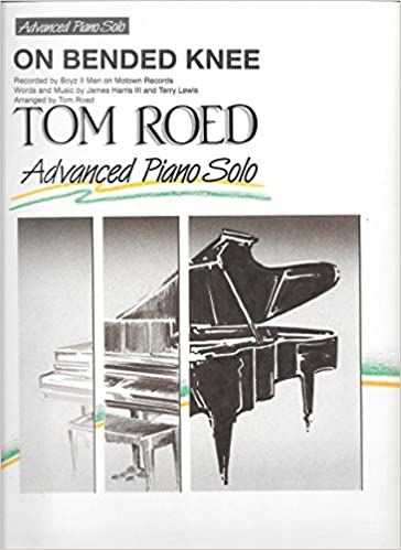 On Bended Knee Advanced Piano Solo Arranged By Tom Roed