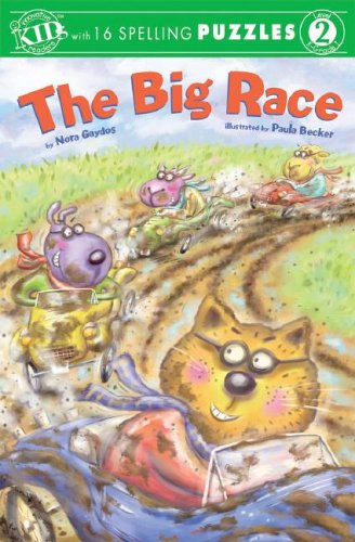Download Innovative Kids Readers: The Big Race - Level 2 (Innovativekids Readers, Level 2) pdf