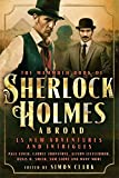 img - for Mammoth Book Of Sherlock Holmes Abroad (Mammoth Books) by Simon Clark (2015-04-02) book / textbook / text book