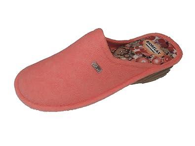 42d2e4270156e Biorelax Pantoufles Chaussures Femme Printemps-Eté 2018 Mod. Rizo Talon