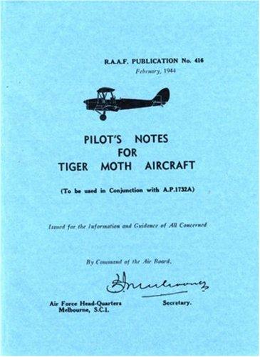 oth -Pilot's Notes (Pilot's Notes Collection) (De Havilland Collection)