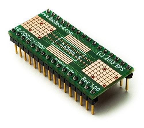 AB-SOIC32+SSOP SMT IC Adapter to 0.6