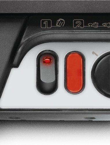 Rowenta GR3060 Ultra Compact Comfort - Bistecchiera con 3 Posizioni di Cottura, Facile da Pulire, Potenza 2000 W, Nero… 2
