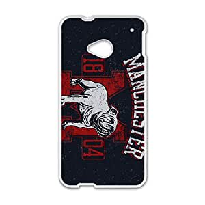 Manchester Bulldogs Custom Protective Hard Phone Cae For HTC One M7