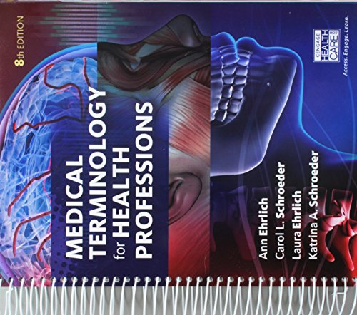 Bundle: Medical Terminology for Health Professions, 8th + Student Workbook