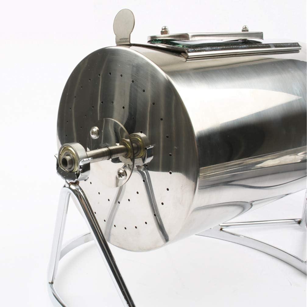 Torr/éfacteur de grain de caf/é,R/ôtissoires /électriques de caf/é de m/énage de 110V 220V machine de torr/éfaction de grain de caf/é dacier inoxydable de la puissance 40W