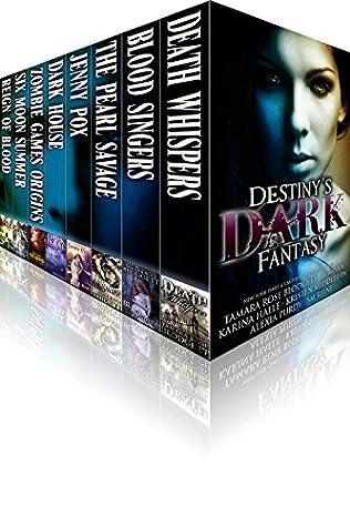 book cover of Destiny\'s Dark Fantasy Boxed Set