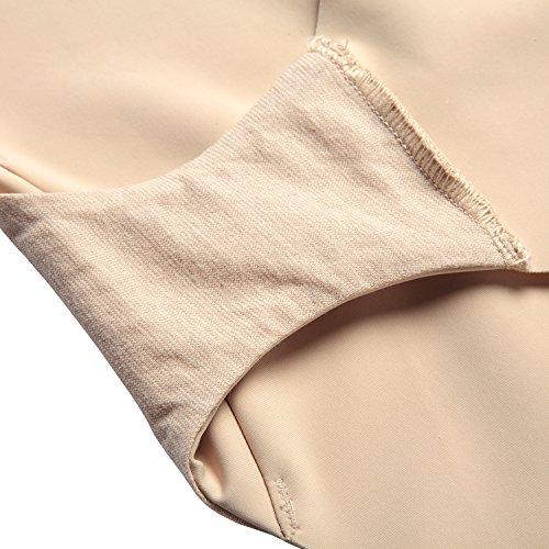 ab0b1bc5e LAPASA Women s Invisible No Show Body Shaper High Waist Tummy Control  Shapewear Enhancer Panty Underwear L12