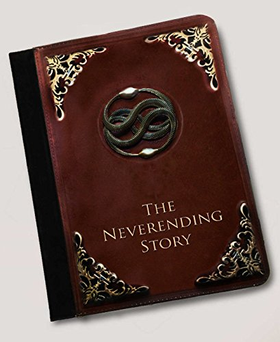 Neverending book the story