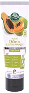 product image for Hollywood Style Organic Papain DeSpot Sleeping Masque