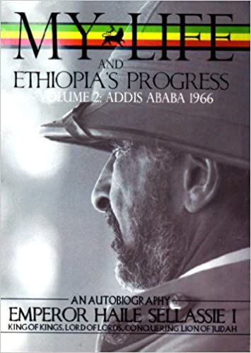 Image result for haile selassie autobiography