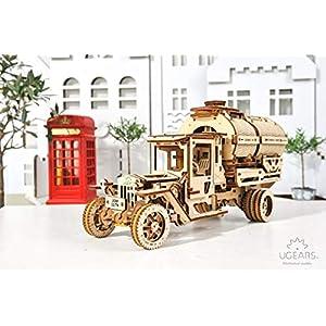 Ugears Mechanical Model Tanker