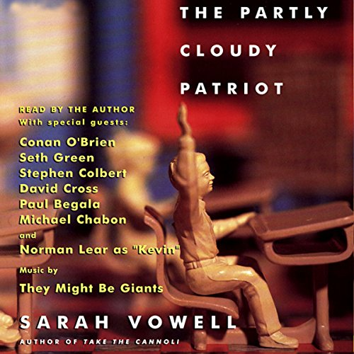 The Partly Cloudy Patriot Audiobook [Free Download by Trial] thumbnail