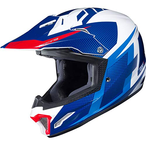 HJC CL-XY2 Youth Helmet - Argos (Large) (RED/White/Blue)