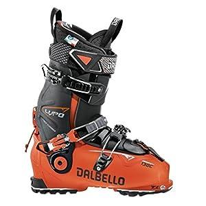 Dalbello Lupo 130 C Ski Boots, Male, Orange Black Black, 27.5, DL130C7.OB.275