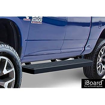 dodge ram 1500 quad cab black mopar aluminum running boards 82211700ad automotive. Black Bedroom Furniture Sets. Home Design Ideas
