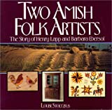 Two Amish Folk Artists, Louise Stoltzfus, 1561480789