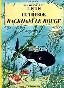 """Afficher """"Les Aventures de Tintin n° 12<br /> Le trésor de Rackham le Rouge"""""""