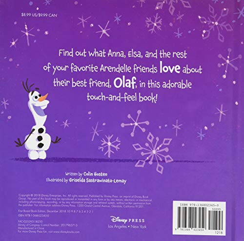 Frozen: Everyone Loves Olaf!
