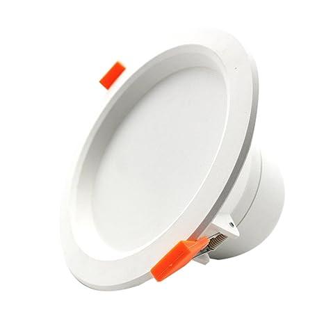 new concept 2b0f9 989cb Yaeer 5W Motion Sensor LED Light Auto Switch Ceiling Lamp Night Light  Recessed Downlight, Motion Detector, 400Lumens, Daylight White for ...