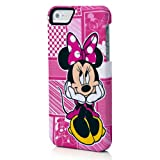 Disney IP1510 Comic Hard Case for iPhone 5 & 5s - Retail Packaging - Minnie