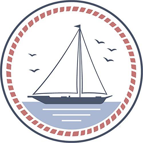 cool-vintage-nautical-maritime-cartoon-art-logo-icon-vinyl-decal-sticker-12-tall-sailboat