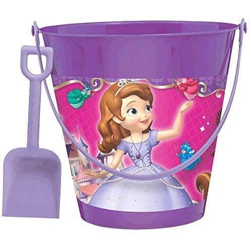Amazon.com: Disney Sofia The First cubeta con pala princesa ...