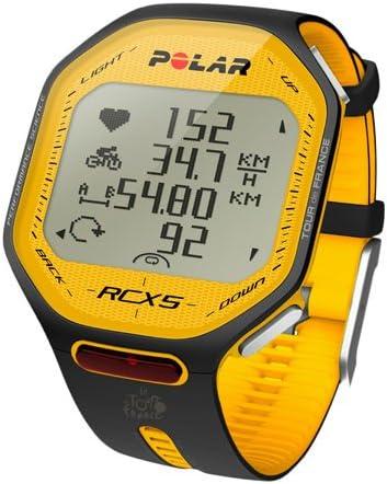 Polar RCX5 Tour de Francia Premium pulsómetro Negro: Amazon.es ...