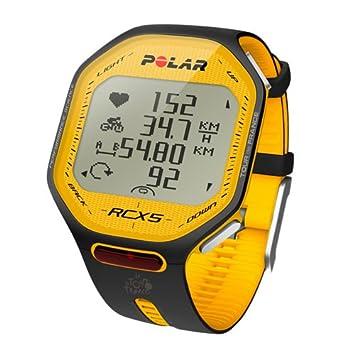 Polar RCX5 Tour de France - Reloj para ciclismo con pulsómetro ...
