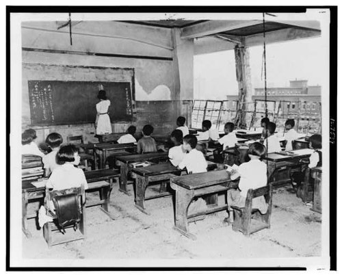 HistoricalFindings Photo: One Year After Atomic Bomb,Hiroshima,Japan,World War Damage,WWII,Classroom,1946