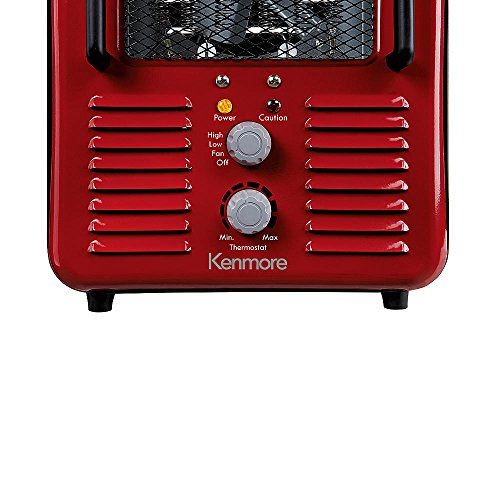 Kenmore Milkhouse Utility Space Heater Electric Space