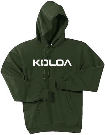b41a884a2406 Logo Hoodies. Koloa Front Logo Hooded Sweatshirt. S-5XL
