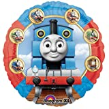 """Anagram International Thomas and Friends Foil Balloon Pack, 18"""", Multicolor"""