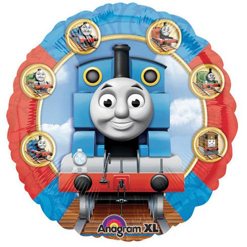 Anagram International Thomas and Friends Foil Balloon Pack, 18
