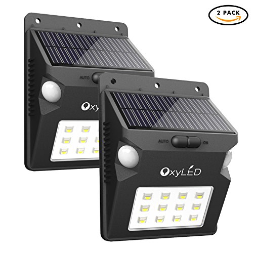 12 Garden 2 Led Color Changing Solar Landscape Lights