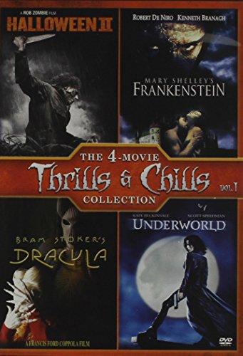 Bram Stoker's Dracula / H2: Halloween 2 / Mary Shelley's Frankenstein / Underworld (2003) - Set