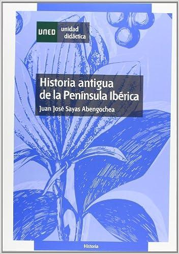 Historia Antigua de La Península Ibérica UNIDAD DIDÁCTICA: Amazon ...