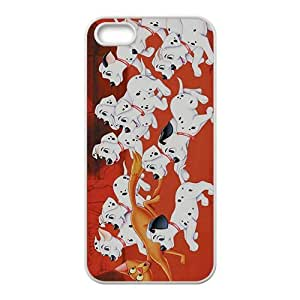 2015 popular 101 Dalmatians Case Cover For iPhone 5S Case