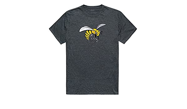 2XL University of Alabama State Hornets Cotton Graphic Cinder Tee T Shirt  S