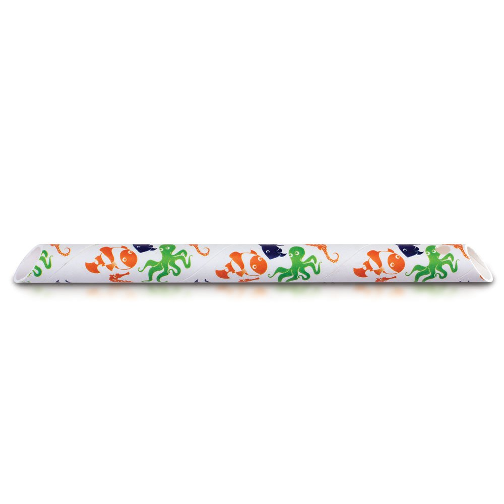 Practicon 7108314 Vented Sea Creatures ECOtip HVE Tips (Pack of 100)